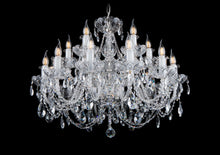 Load image into Gallery viewer, KAISERIN 102 CRYSTAL CHANDELIER
