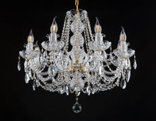 Load image into Gallery viewer, KAISERIN 137 CRYSTAL CHANDELIER