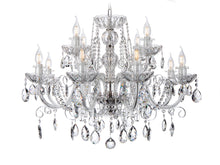 Load image into Gallery viewer, KAISERIN 140 CRYSTAL CHANDELIER
