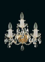 Load image into Gallery viewer, KAISERIN 102 CRYSTAL WALL LIGHT