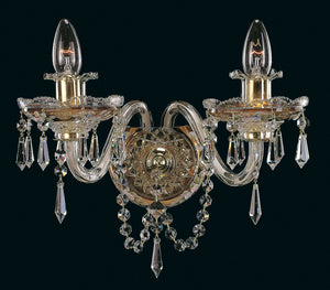 Royal 650 Crystal Wall Light