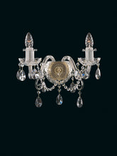 Load image into Gallery viewer, KAISERIN 104 II CRYSTAL WALL LIGHT