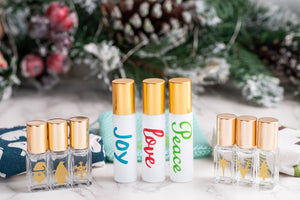 North Pole - 5ml rollerbottle trio