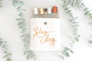 Slay the Day roller bottle set