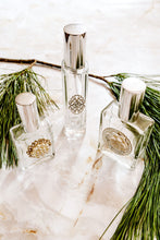 Load image into Gallery viewer, The Essence of Elegance, SILVER Trio of Perfume Bottle Spritzers