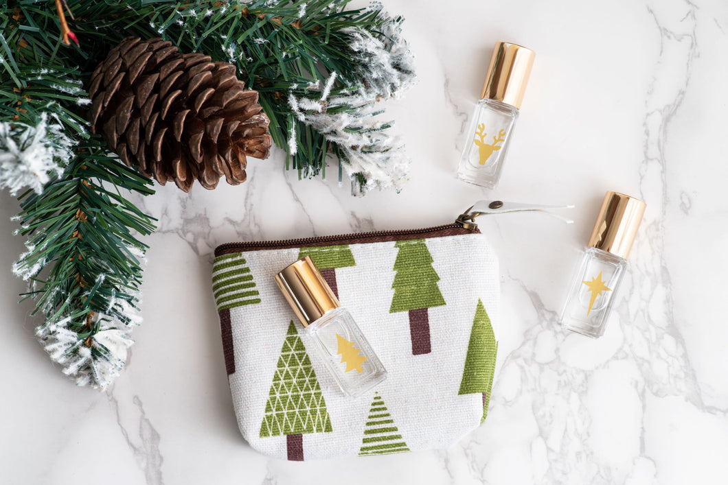 Winter Woods - 5ml rollerbottle trio