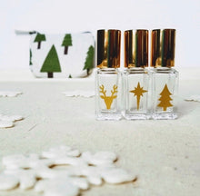 Load image into Gallery viewer, Winter Woods - 5ml rollerbottle trio