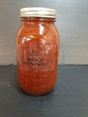 Serious Organic Marinara (quart)