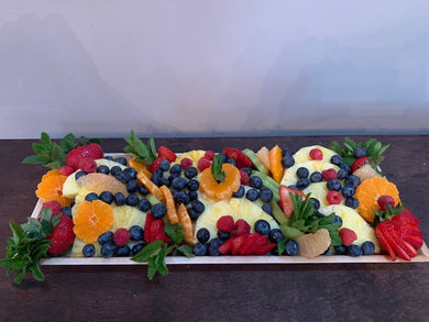 Fresh Fruit Platter - Serves 4