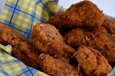 Southern Fried Organic Chicken - Two Day Buttermilk Brined