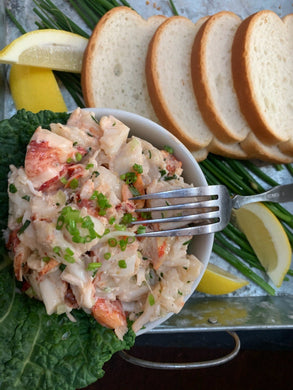 Nova Scotia Lobster A Little Hand Whipped Mayonnaise Organic