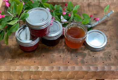 Jars of Jam - Local Fruit