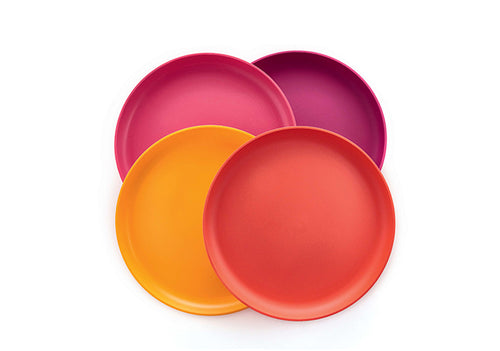 4 Assiettes Allegra - TUPPERWARE FRANCE
