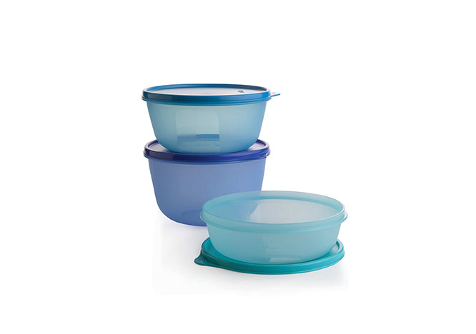 Ensemble 3 Bols 1 L, 1,5 L, 2 L - TUPPERWARE FRANCE