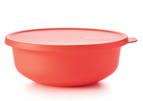 Saladier Aloha 1 l - rouge pastèque - TUPPERWARE FRANCE