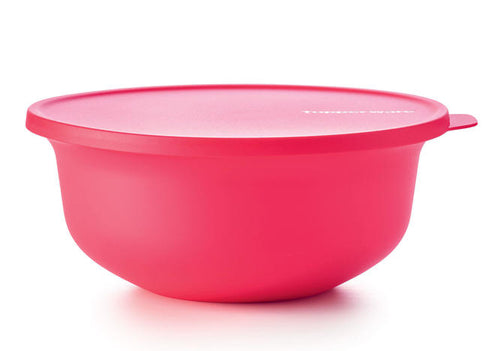 Saladier Aloha 2 l - rose rouge - TUPPERWARE FRANCE