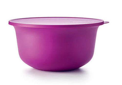 Saladier Aloha 7,5 l - prune - TUPPERWARE FRANCE