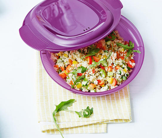 Cuiseur Duo micro-ondes - TUPPERWARE FRANCE