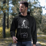 Story Teller Hoodie - picgraph