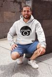 Camera Icon Hoodie - picgraph