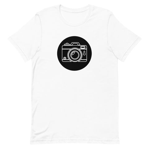 Camera T-Shirt - picgraph