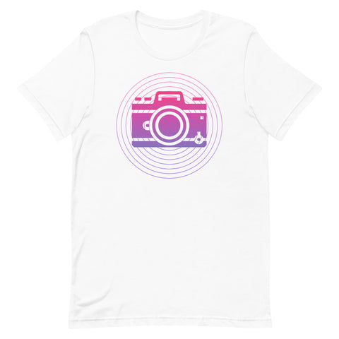 Camera Retro T-Shirt - picgraph