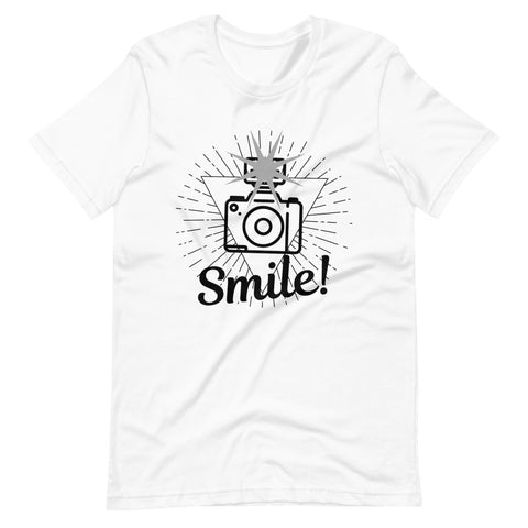 T-Shirt Smile - picgraph