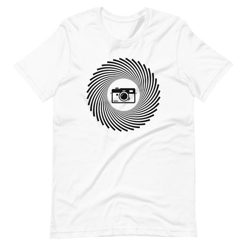 T-Shirt Camera - picgraph