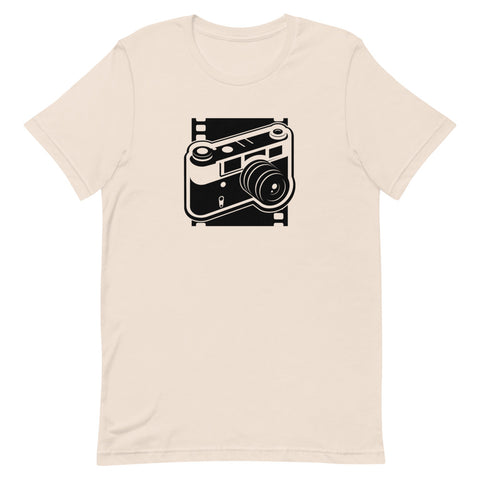 Old Camera T-Shirt - picgraph