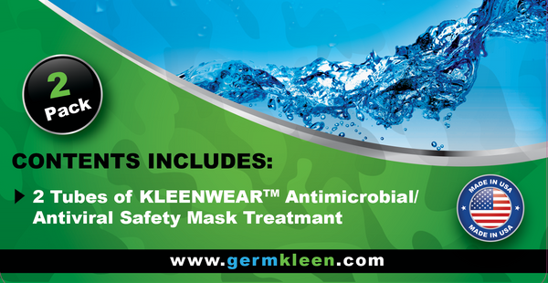 Safety Mask Sanitizing kit