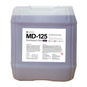 Microgen MD-125 Disinfectant Ultra 20L