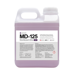 Microgen MD125 x 4L Disinfectant Ultra
