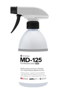 Microgen MD-125 Disinfectant Ultra 500ml
