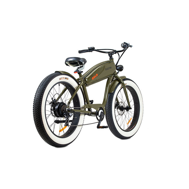 Fat bike elettrica EXTRA BOLD