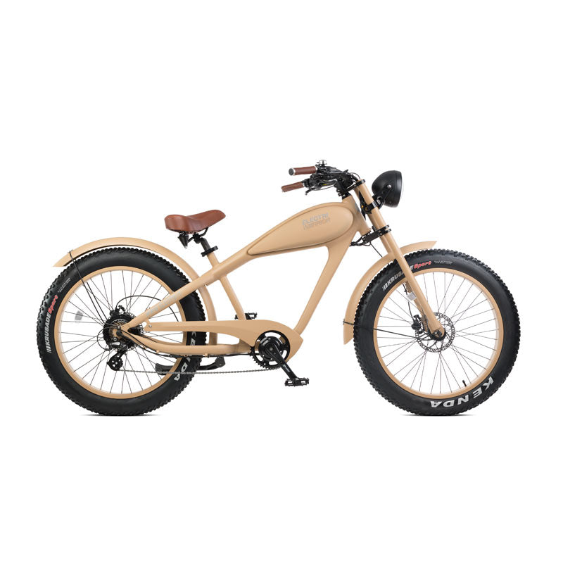 WARRIOR – Chopper e-bike