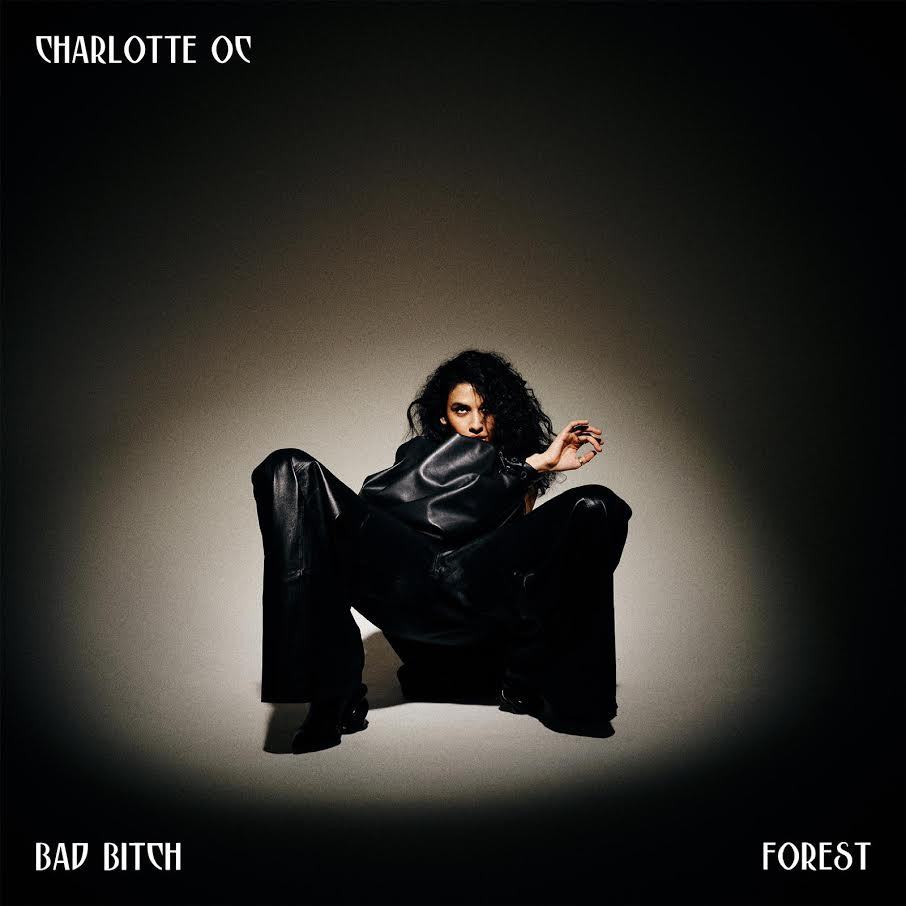 SKIIM EDITH TROUSERS FOR CHARLOTTE OC'S NEW SINGLE COVER 'BAD BITCH' + 'FOREST'