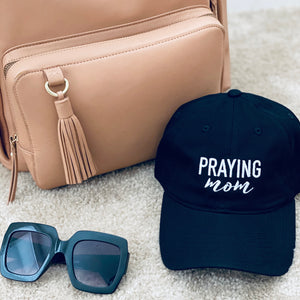PRAYING MOM HAT