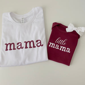 LITTLE MAMA BUNDLE