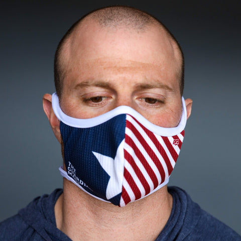 The Guardian Mask - USA Pride (3 pack)
