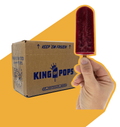 King of Pops - Blackberry Ginger Lemonade  25-pack
