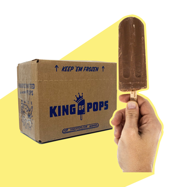 King of Pops - Chocolate Sea Salt  25-pack