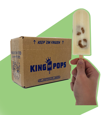 King of Pops - Key Lime Pie  25-pack