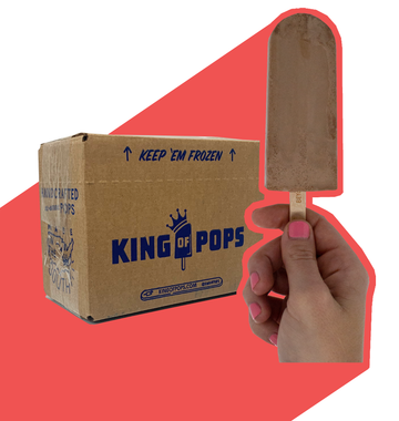 King of Pops - Mexican Chocolate  25-pack