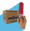 King of Pops - Raspberry Lime  25-pack