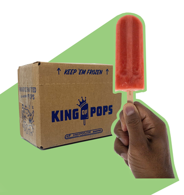 King of Pops - Strawberry Lemonade  25-pack