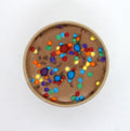 King of Pops - Chocolate Sea Salt Soft Serve - 6 oz cup
