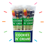 King of Pops - Cookies & Cream 12-pack