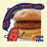 King of Pops Good Vibes Vegan Sloppy Joe  - 32oz