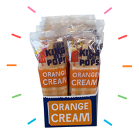 King of Pops - Orange Cream 12-pack