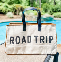 Load image into Gallery viewer, Road Trip Tote - Leyland Blue